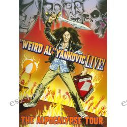"""Weird Al"" Yankovic Live!: The Apocalypse Tour (DVD 2011)"
