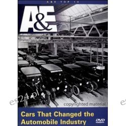 A&E Top 10: Cars That Changed The Automobile Industry (DVD)