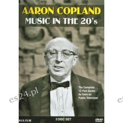 Aaron Copland: Music In The 20's (DVD)