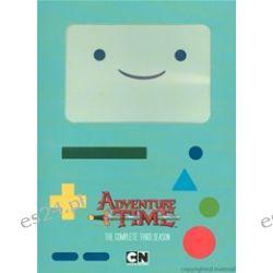 Adventure Time: The Complete Third Season (DVD 2011)