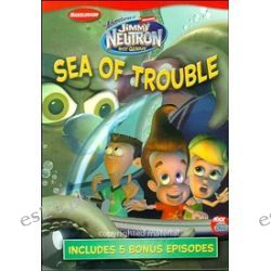 Adventures Of Jimmy Neutron, The: Boy Genius - Sea Of Trouble (DVD 2000)