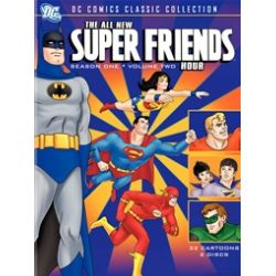 All New Super Friends Hour, The: Season One - Volume Two (DVD 1977)