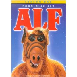 Alf: Season One (DVD 1986)