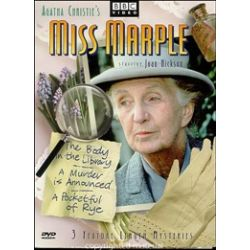 Agatha Christie's Miss Marple: Gift Set (DVD 1984)