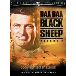 Baa Baa Black Sheep: Volume 2 (DVD)