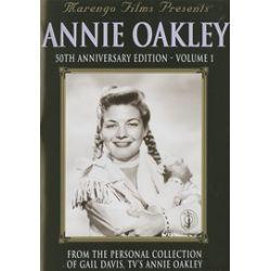 Annie Oakley: Volume One (DVD)