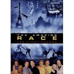 Amazing Race, The: The First Season (DVD 2001)