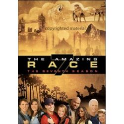 Amazing Race, The: The Seventh Season (DVD 2005)
