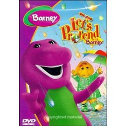 Barney: Let's Pretend With Barney (DVD 2004)