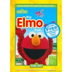 Big Elmo Fun (Repackage) (DVD)