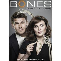 Bones: Season Eight (DVD 2012)