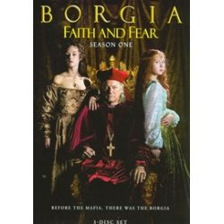 Borgia: Faith And Fear - Season One (DVD 2011)