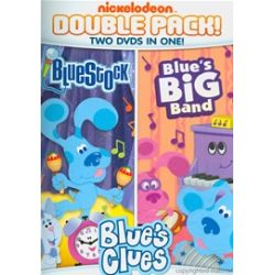 Blue's Clues: Blue's Big Band & Bluestock (Double Feature) (DVD)
