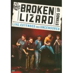 Broken Lizard Stands Up (DVD 2010)