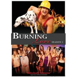 Burning Love: The Complete First Season (DVD 2012)