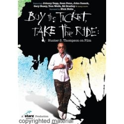 Buy The Ticket, Take The Ride: Hunter S. Thompson On Film (DVD 2006)