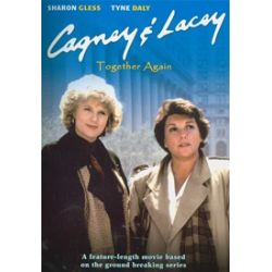 Cagney & Lacey: Together Again (DVD 1995)