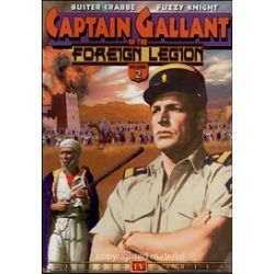 Captain Gallant Of The Foreign Legion: Volume 2 (DVD 1955)