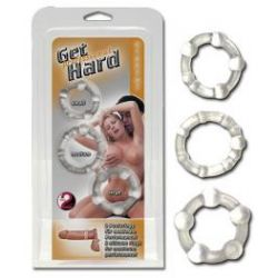3 pierścienie erekcyjne