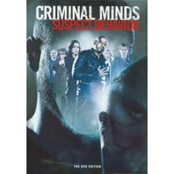Criminal Minds: Suspect Behavior - The DVD Edition (DVD 2011)