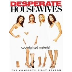 Desperate Housewives: The Complete First Season (DVD 2005)