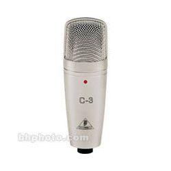 Behringer  C-3 Studio Condenser Microphone C-3 B&H Photo Video