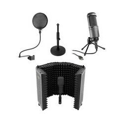 Audio-Technica AT2020 USB+ Desktop Pack (B&H Kit) B&H Photo