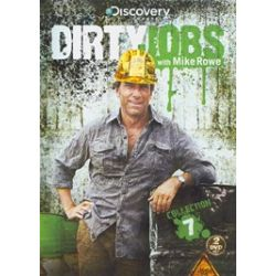 Dirty Jobs: Collection 7 (DVD 2011)