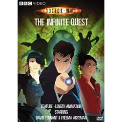 Doctor Who: The Infinite Quest (DVD 2007)