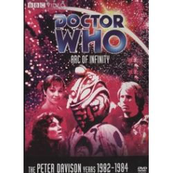 Doctor Who: Arc Of Infinity (DVD 1983)