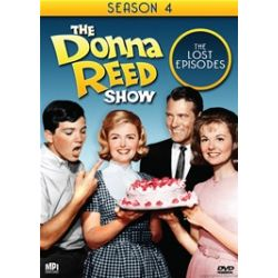 Donna Reed Show, The: Season Four (DVD 2011)