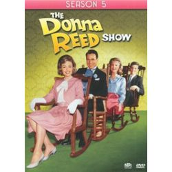 Donna Reed Show, The: Season Five (DVD 1958)