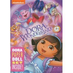 Dora The Explorer: Dora In Wonderland (DVD 2014)