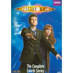 Doctor Who: The Complete Fourth Season (Repackage) (DVD 2007)
