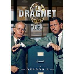 Dragnet 1969: Season 3 (DVD 1969)