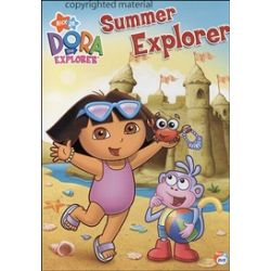 Dora The Explorer: Summer Explorer (DVD 2007)
