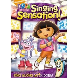 Dora The Explorer: Singing Sensation (DVD 2008)