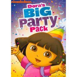 Dora The Explorer: Dora's Big Party Pack (DVD 2011)