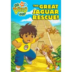 Dora The Explorer: Save The Day / Go Diego Go: Great Jaguar Rescue (2 Pack) (DVD)