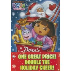 Dora The Explorer: Dora's Christmas Carol Adventure / Dora's Christmas (2 Pack) (DVD)