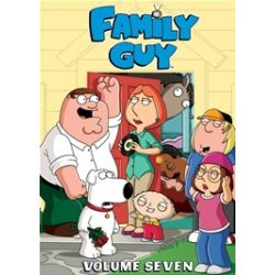 Family Guy: Volume 7 (DVD 2008)