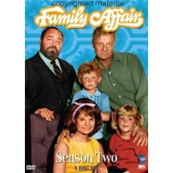 Family Affair: Season Two (DVD 1967)