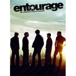 Entourage: The Complete Eighth Season (DVD 2011)