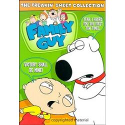 Family Guy: The Freakin' Sweet Collection - The Best Of Family Guy (DVD 2004)