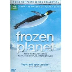 Frozen Planet (DVD 2011)