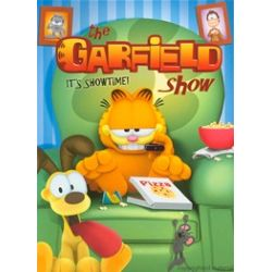 Garfield Show, The: It's Showtime! (DVD 2013)