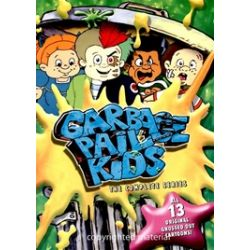 Garbage Pail Kids: The Complete Series (DVD 1989)