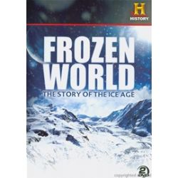 Frozen World: The Story Of The Ice Age (DVD 2011)