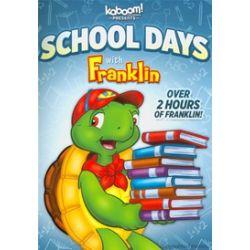 Franklin: School Days With Franklin (DVD)