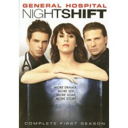 General Hospital: Night Shift - Complete First Season (DVD 2007)